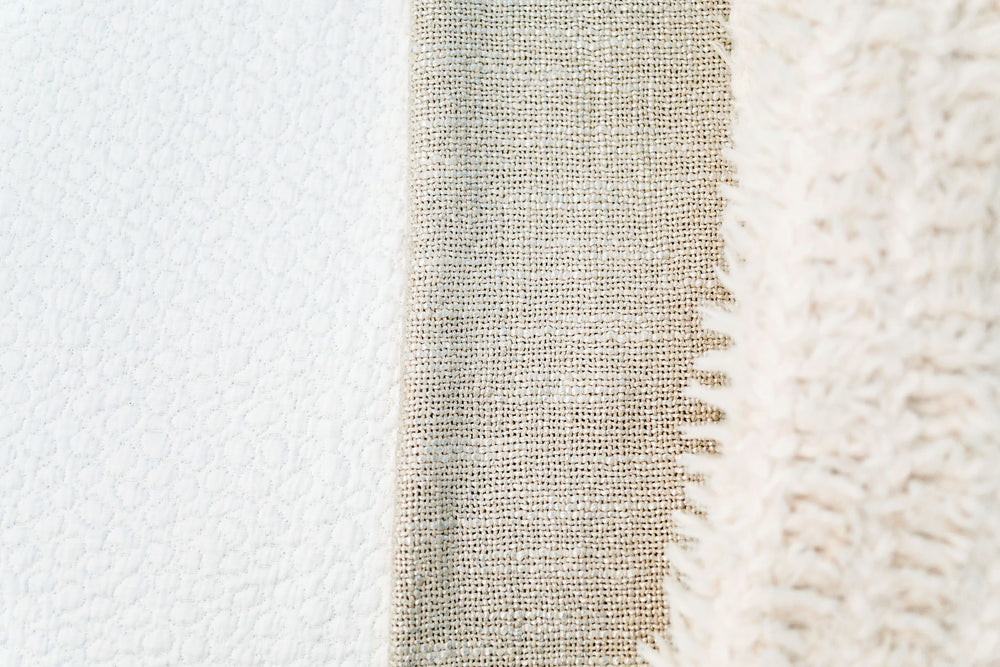 Metallic Glaze Throw