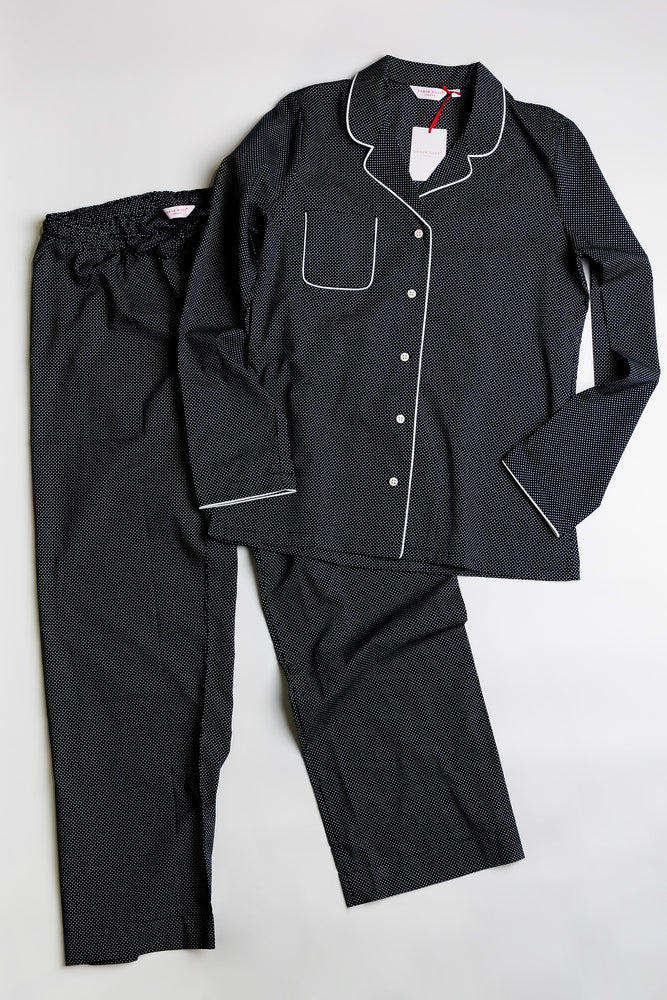 Ladies Plaza Pajama Set