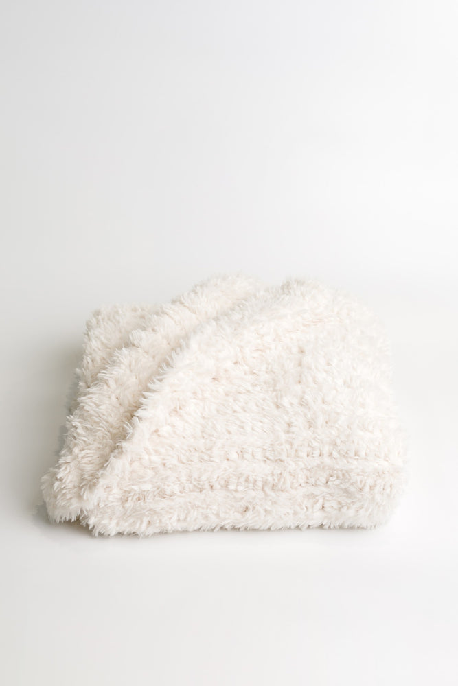 Luxe Knit Throw