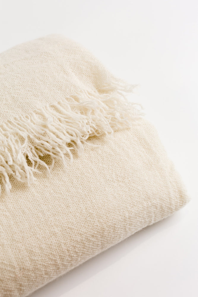 Ciarra Fringed Throw