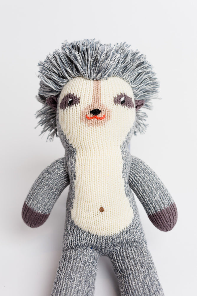 Edgar Mini Knit Doll