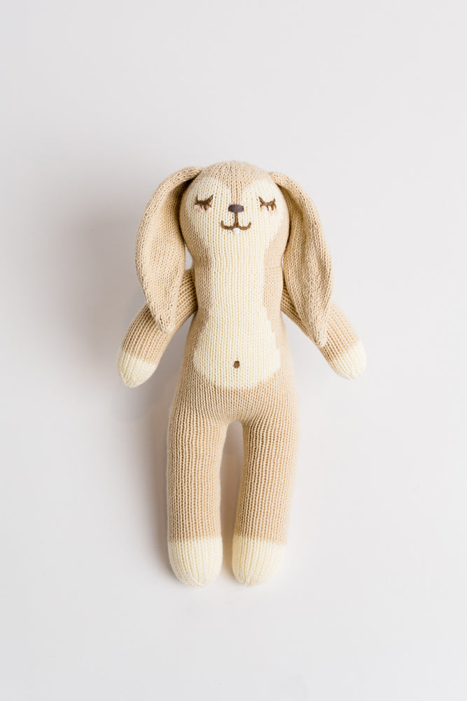 Honey Mini Knit Doll