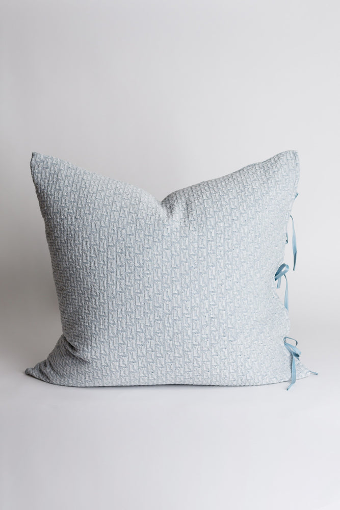 Eton Decorative Tie Pillow