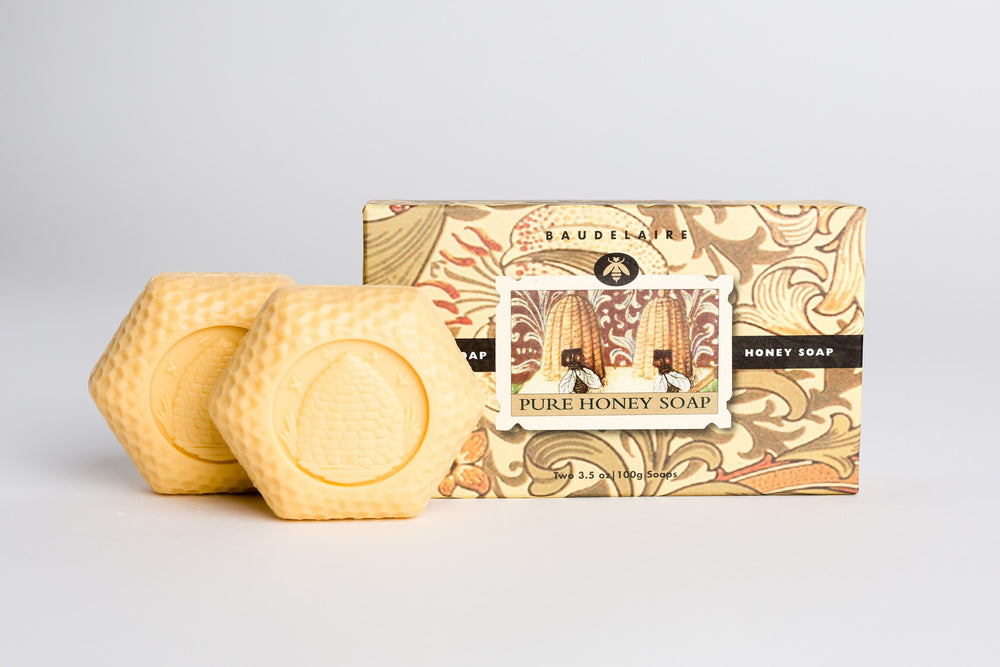 Honey Soap Gift Box