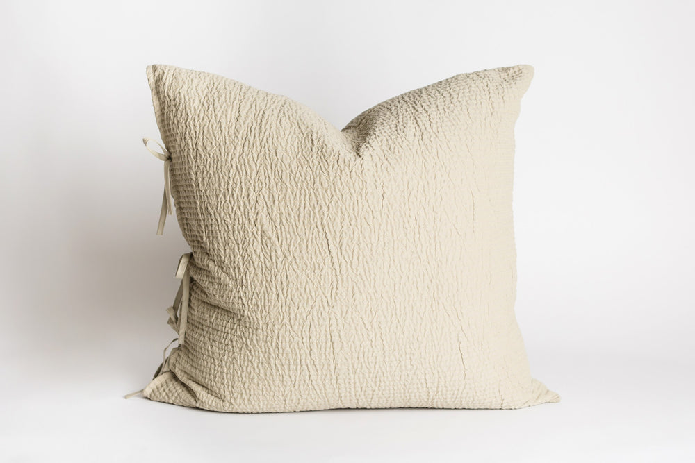 Malta Decorative Tie Pillow