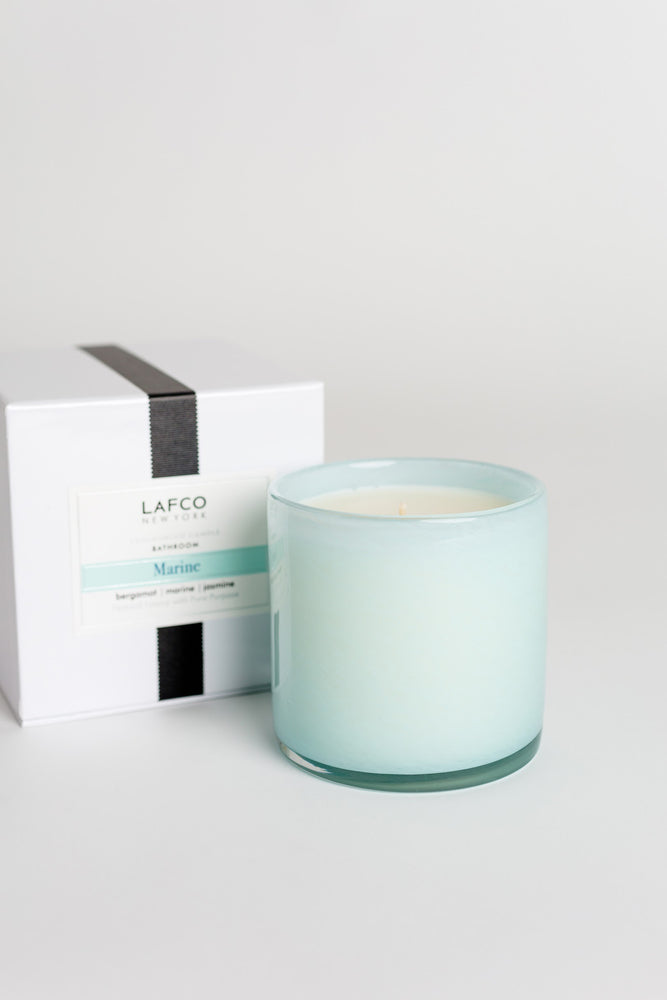 Marine Signature Candle