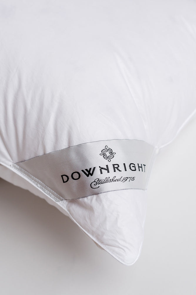 Logana 800+ Siberian White Goose Down Pillows