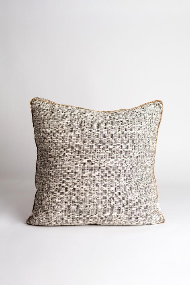 Graphite Seagrass Pillow