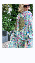 Load image into Gallery viewer, FLORAL ANGEL - KIMONO
