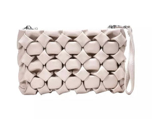 The Weave Bag - Winter White