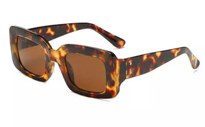 Sunglasses - Tortoise Shell Square