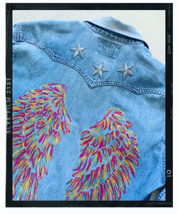 Rose Mae Reworked - FESTIVAL ANGEL Shacket