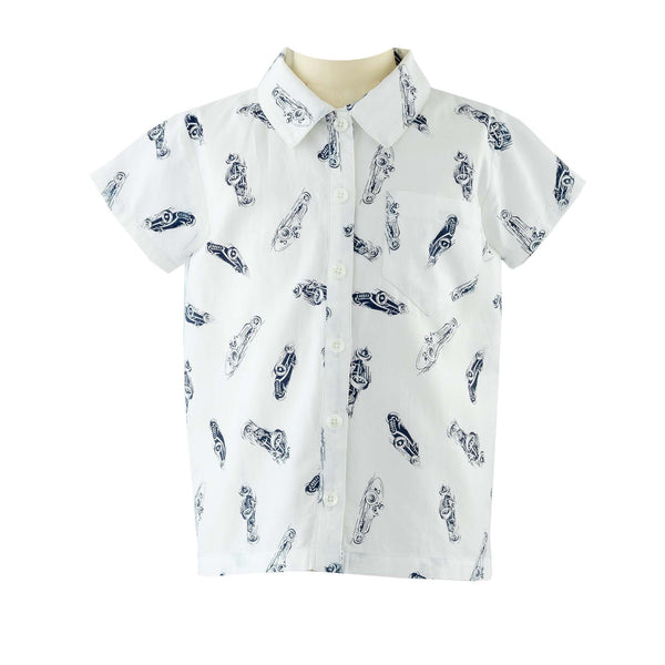 Racing Car Shirt