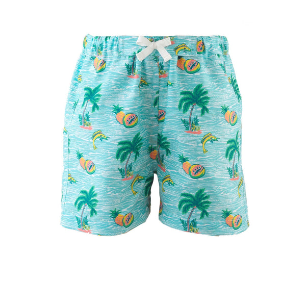 Tropical Swimshorts