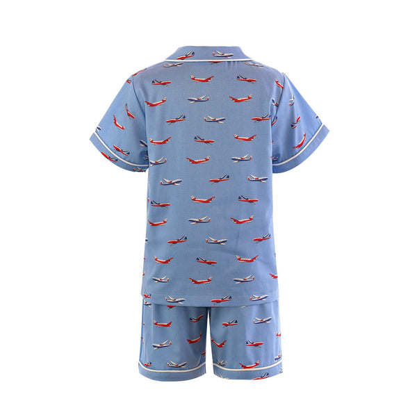 Airplane Short Pyjamas