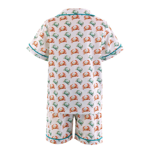 Crab Short Pyjamas