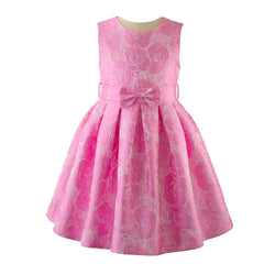 Rose Damask Dress