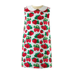 Strawberry Shift Dress
