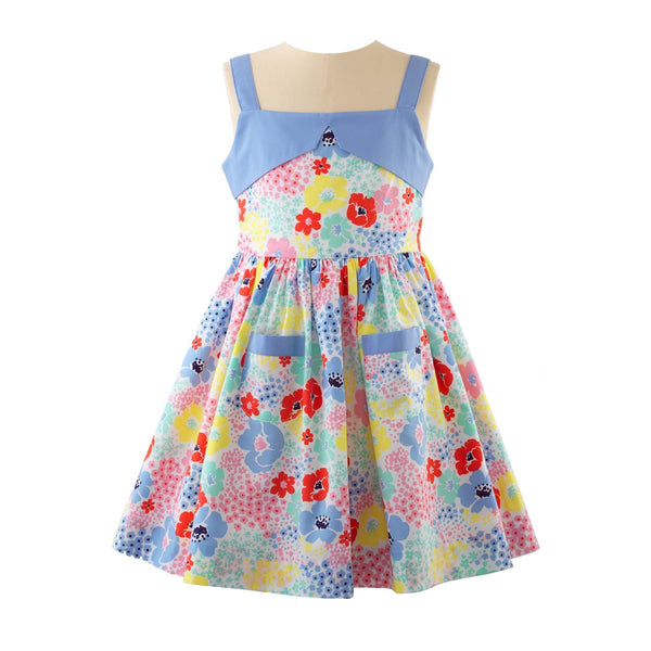Floral 50's Sundress