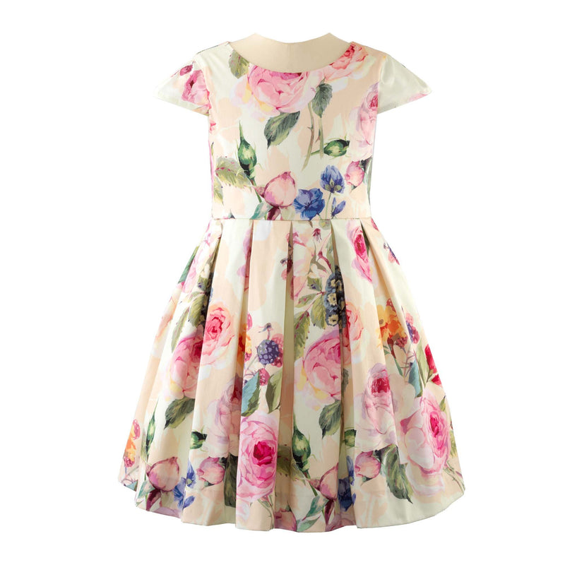 Rose Party Dress