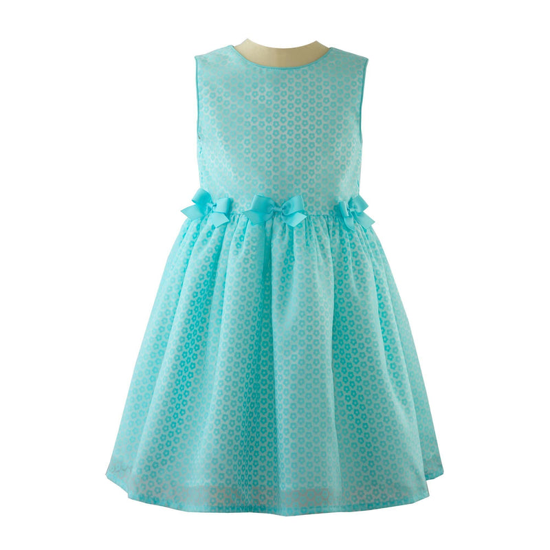 Flower Organza Party Dress
