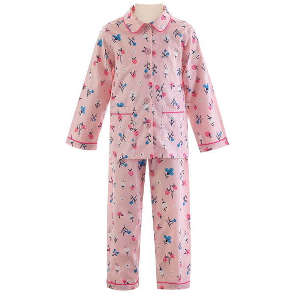 Strawberry Long Pyjamas