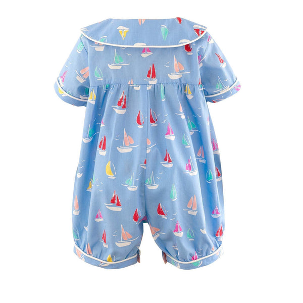 Sailboat Babysuit