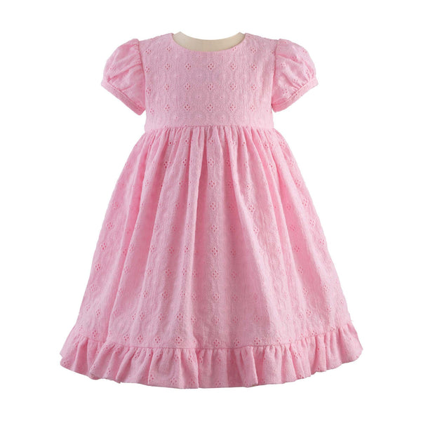 Broderie Frill Dress & Bloomer
