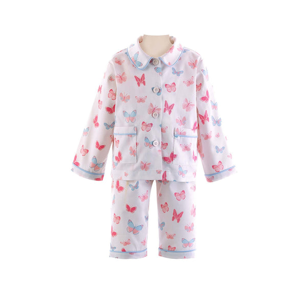 Butterfly Long Pyjamas