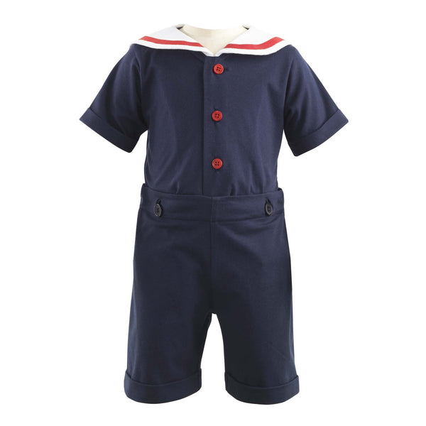 Jersey Sailor Set
