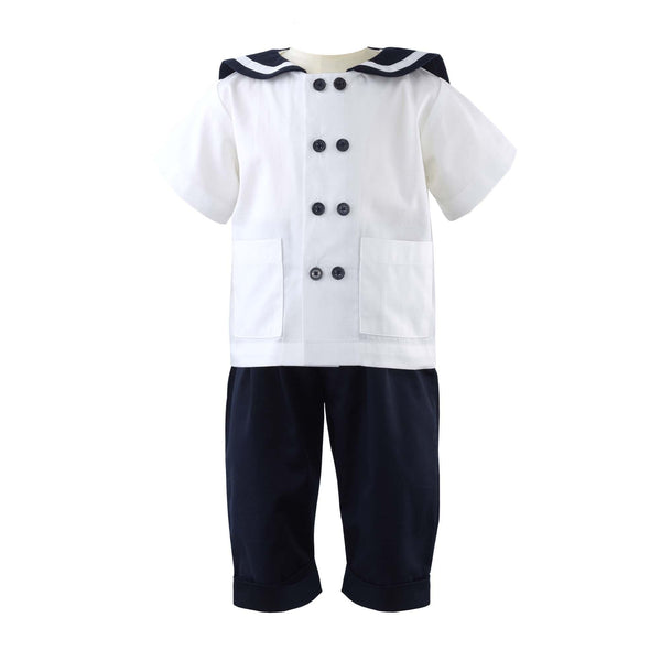 Sailor Shirt & Trouser Set