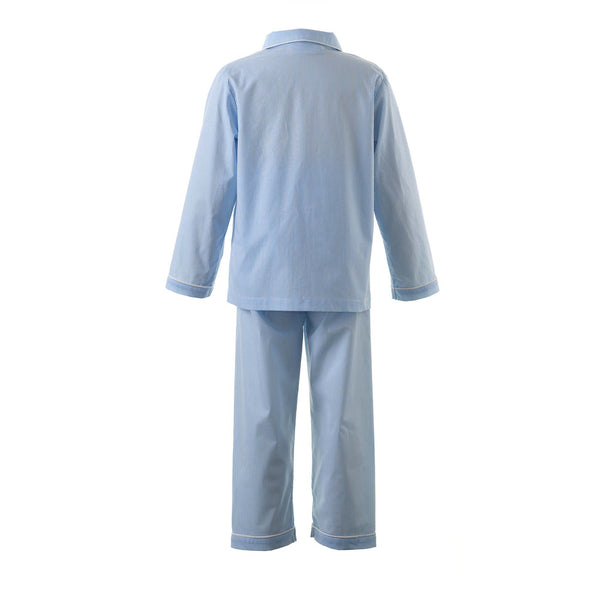 Narrow Stripe Long Pyjamas