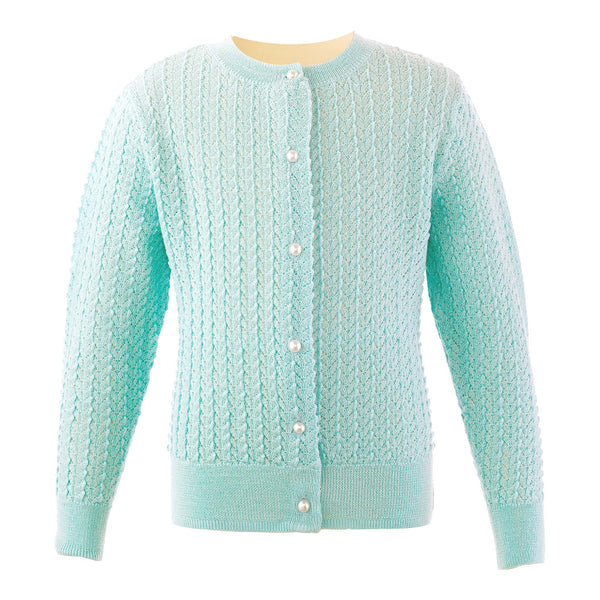 Lace Knit Cardigan