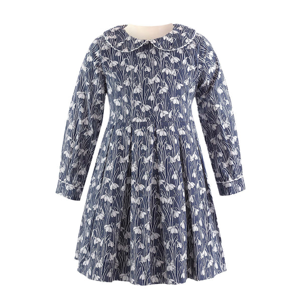Snowdrop Pleated Dress