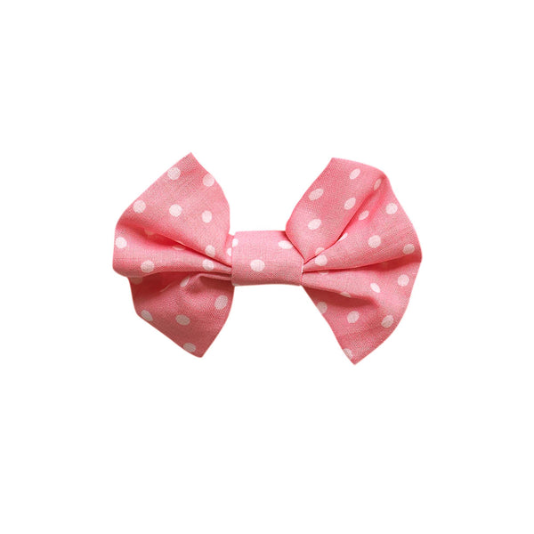 Polka Dot Hairbow