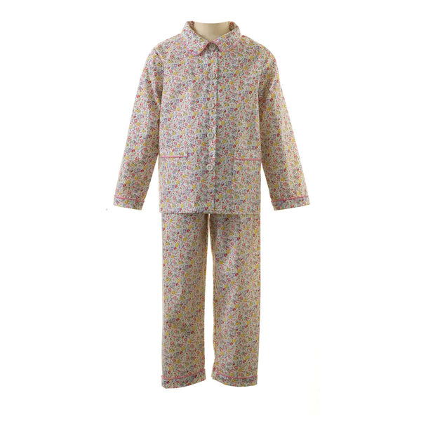 Ditsy Floral Long Pyjamas