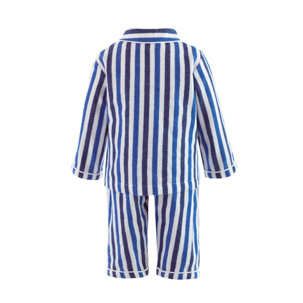 Striped Flannel Pyjamas