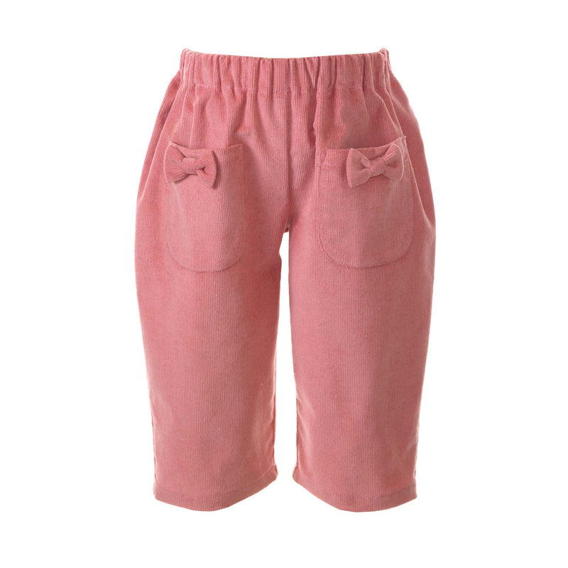 Bow Babycord Pull-on Trousers