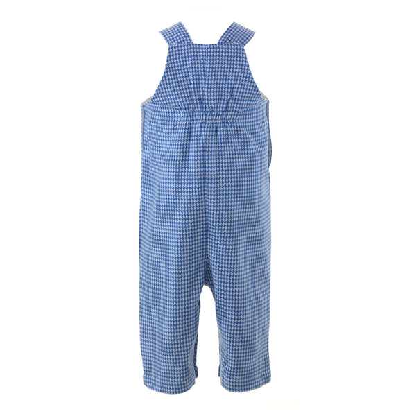 Houndstooth Dungarees