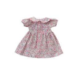 Dolly Posy Button-front Dress