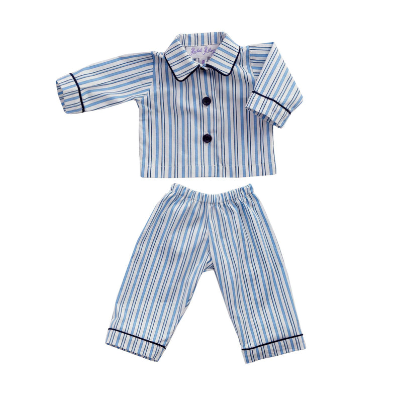 Teddy Stripe Pyjamas