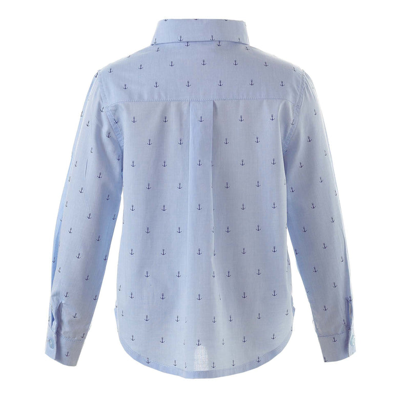 Oxford Anchor Shirt