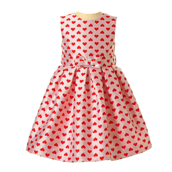 ♥ Heart Damask Party Dress