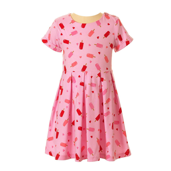 ♥ Ice Lolly Jersey Dress