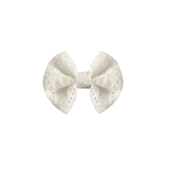 Broderie Hairbow