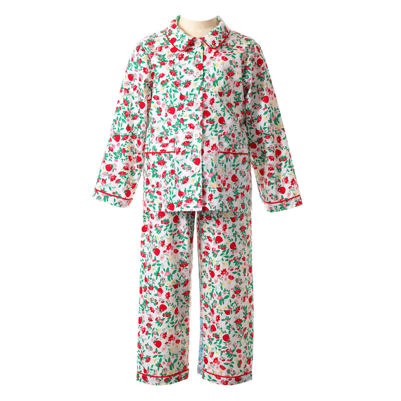 Apple Long Pyjamas