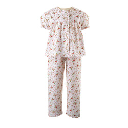 Strawberry Frill Pyjamas
