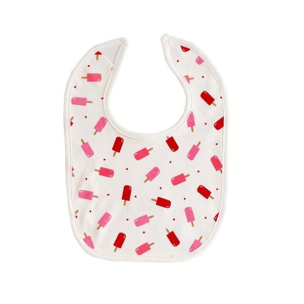 ♥ Ice Lolly Jersey Bib