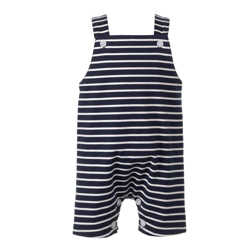 Striped Jersey Romper