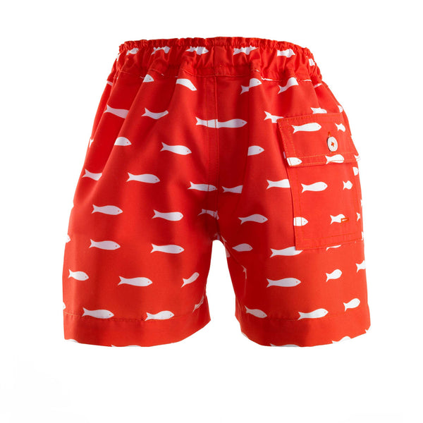 Fish Swimshorts
